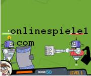 Battle of the futurebots Gute online spiele