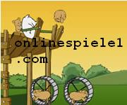 Flight of the hamsters spiele online